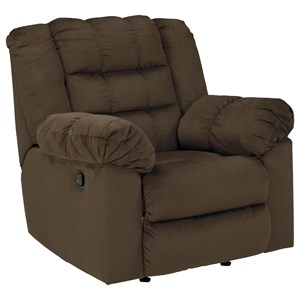 Signature Design by Ashley Mort Rocker Recliner