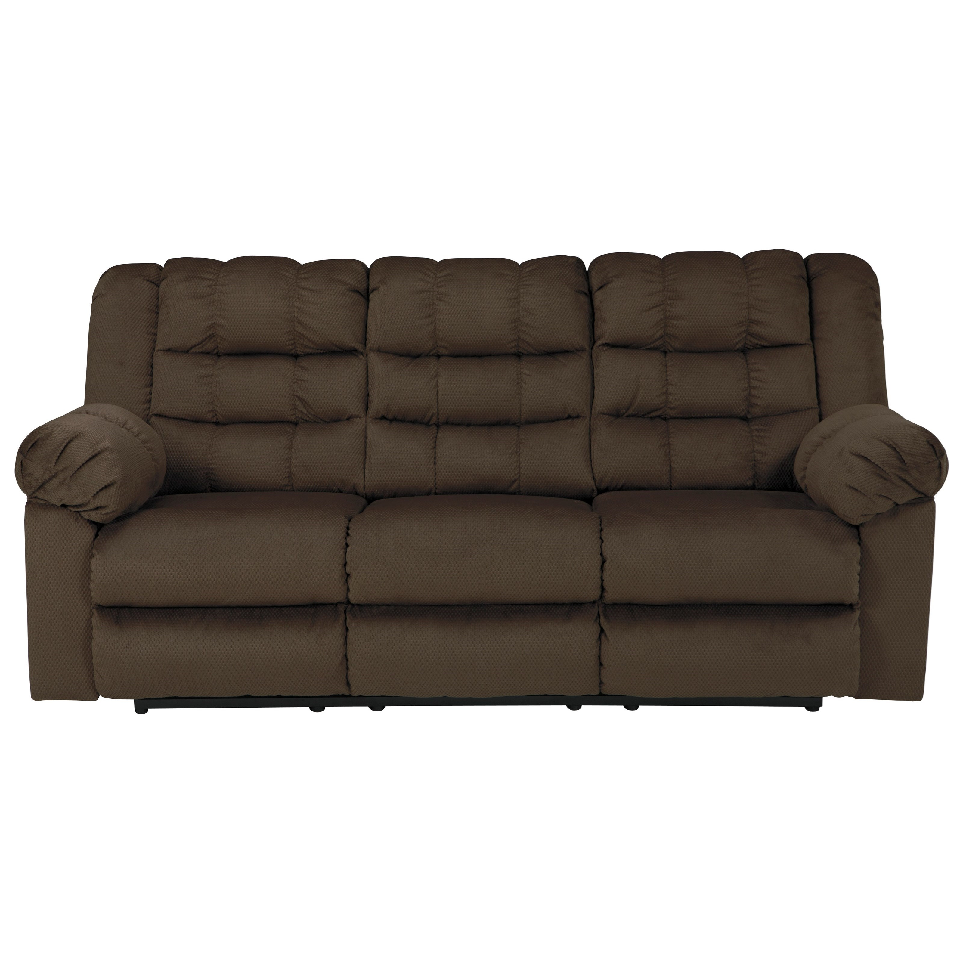 Signature Design by Ashley Mort Reclining Sofa - Item Number: 2610488