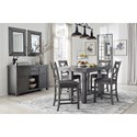Signature Design by Ashley Myshanna Dining Room Group - Item Number: D629 Dining Room Group 1