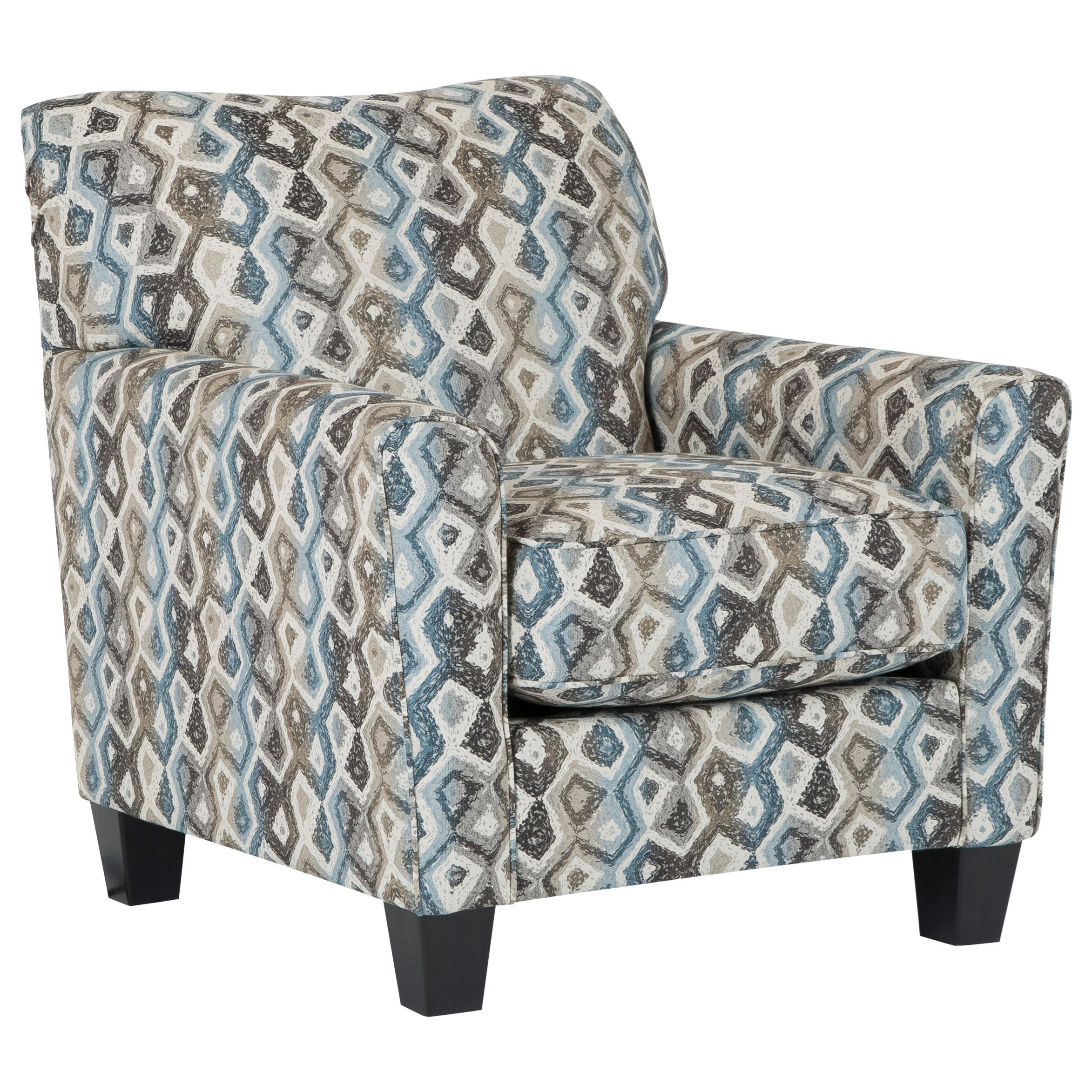 Signature Design by Ashley Nalini Accent Chair - Item Number: 611XX21