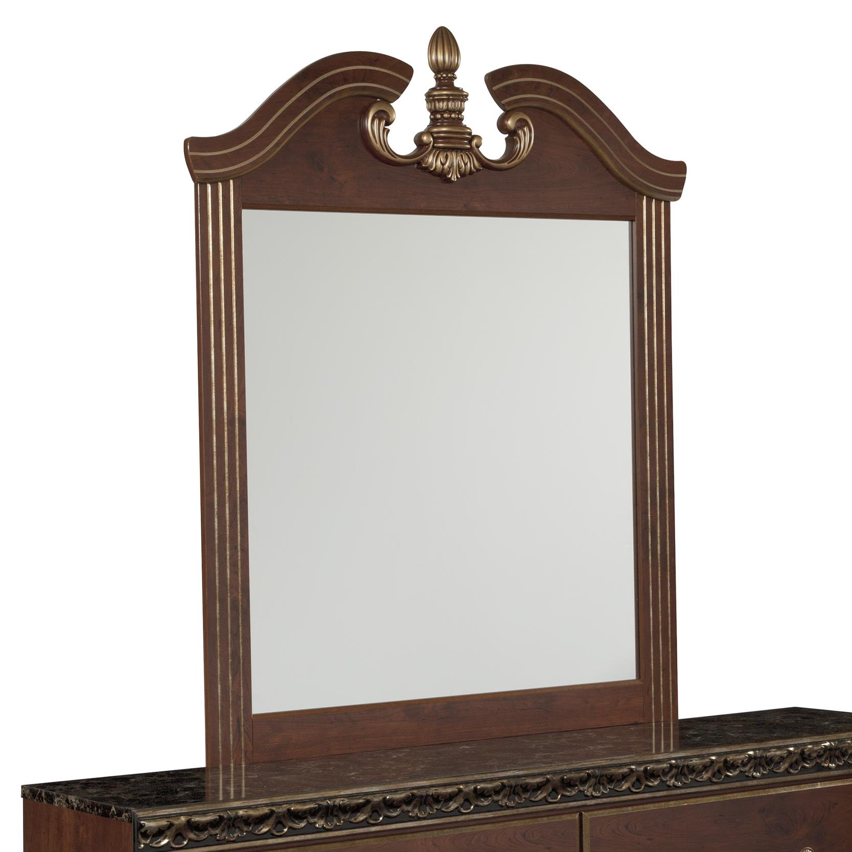Signature Design by Ashley Naralyn Bedroom Mirror - Item Number: B164-36
