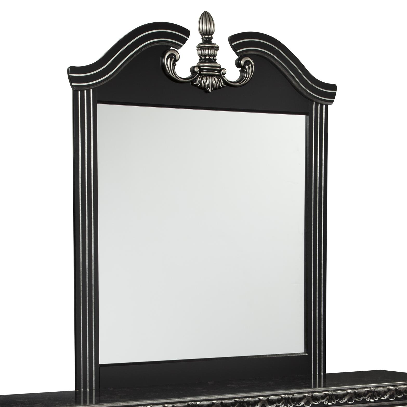 Signature Design by Ashley Navoni Bedroom Mirror - Item Number: B301-36