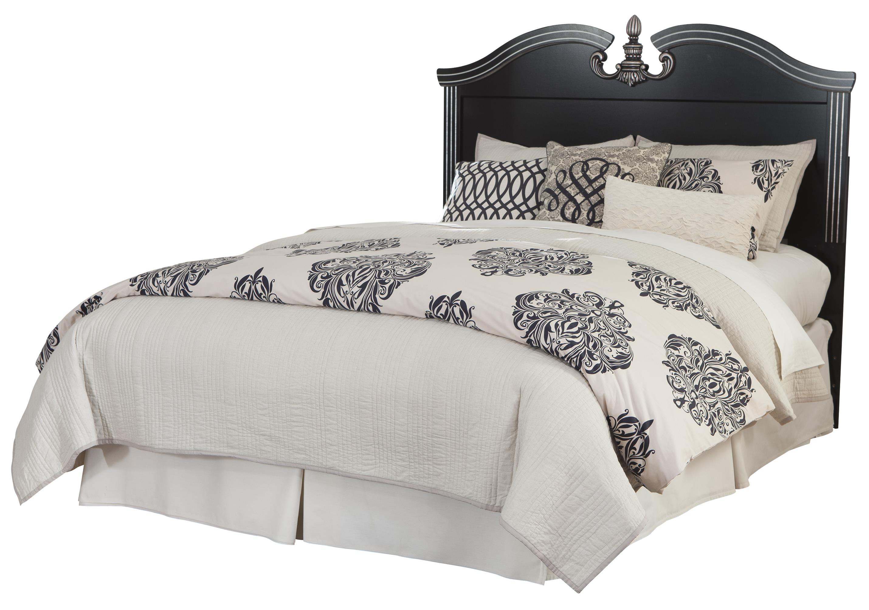 Signature Design by Ashley Navoni Queen/Full Panel Headboard - Item Number: B301-57