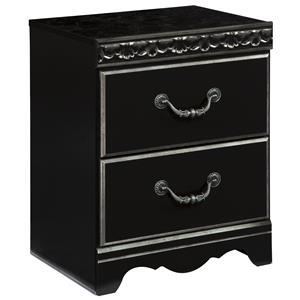 Signature Design by Ashley Navoni 2-Drawer Night Stand
