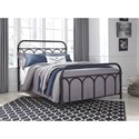 Signature Design by Ashley Nashburg Casual Metal Queen Bed