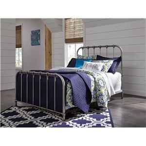 Nashbury Queen Metal Bed