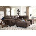 Signature Design by Ashley Navi Living Room Group - Item Number: 94003 Living Room Group 5