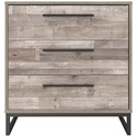 Signature Design by Ashley Neilsville 3-Drawer Chest - Item Number: EB2320-143