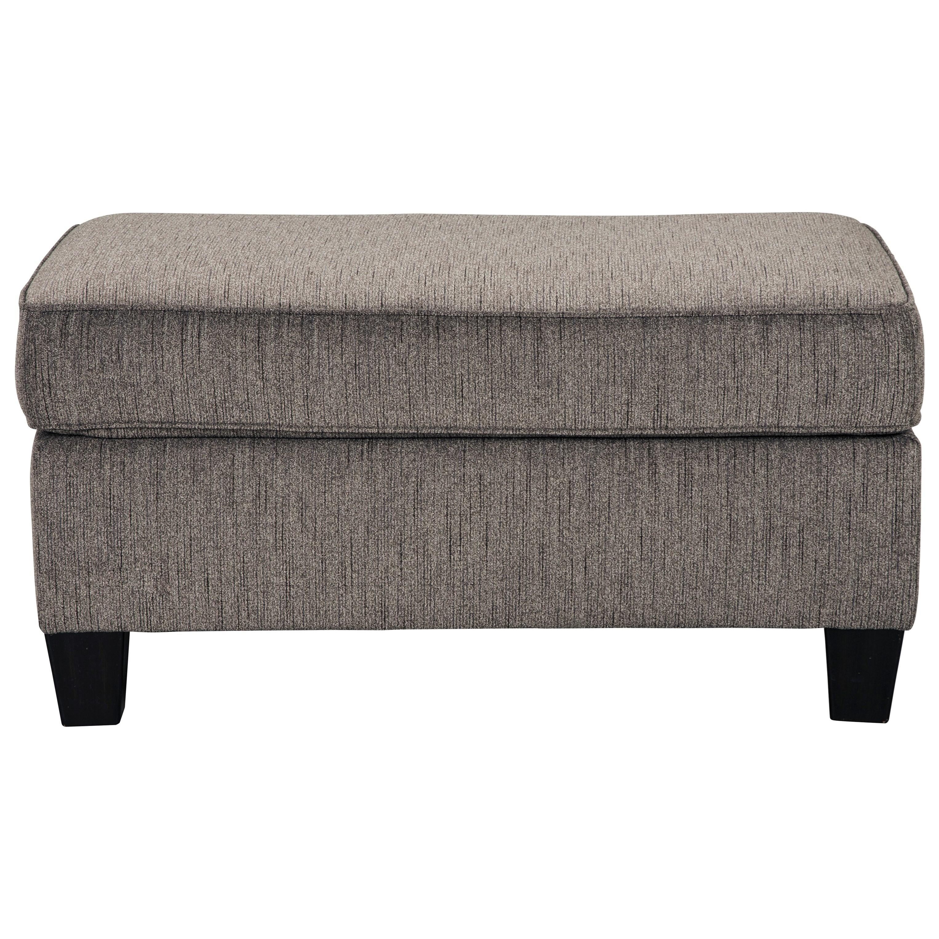 Nemoli Ottoman by Signature Design by Ashley at HomeWorld Furniture