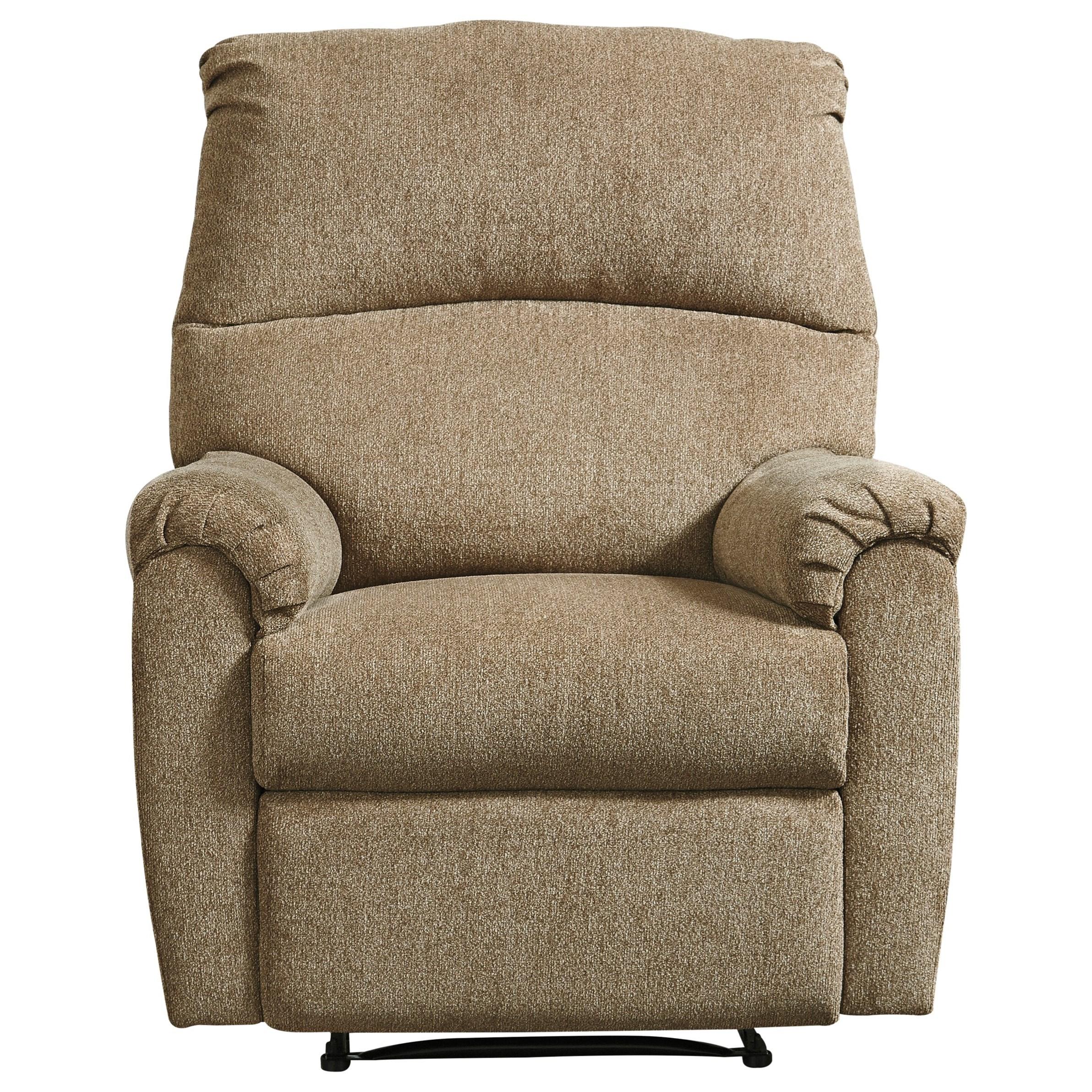 Ashley Furniture Manufacturer: Signature Design By Ashley Nerviano Zero Wall Recliner