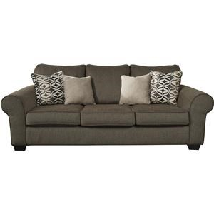 Nesso Sofa with Accent Pillows