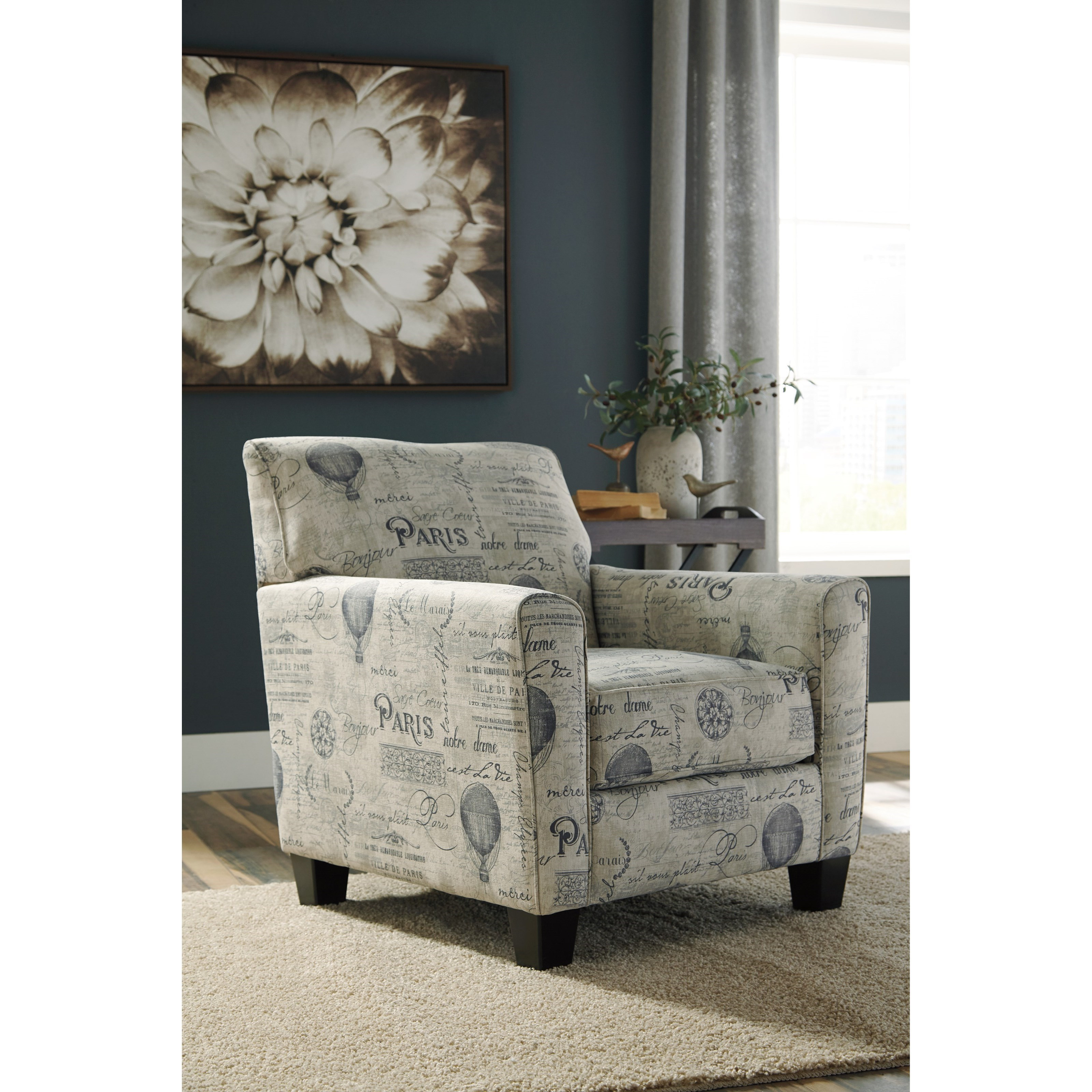 Signature Design By Ashley Nesso A3000012 Accent Chair