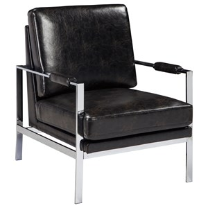 Signature Design by Ashley Network Accent Chair
