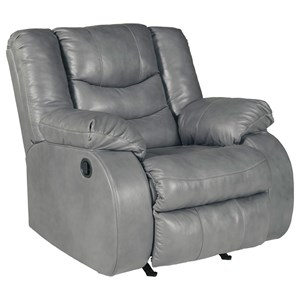 Signature Design by Ashley Neverfield Rocker Recliner