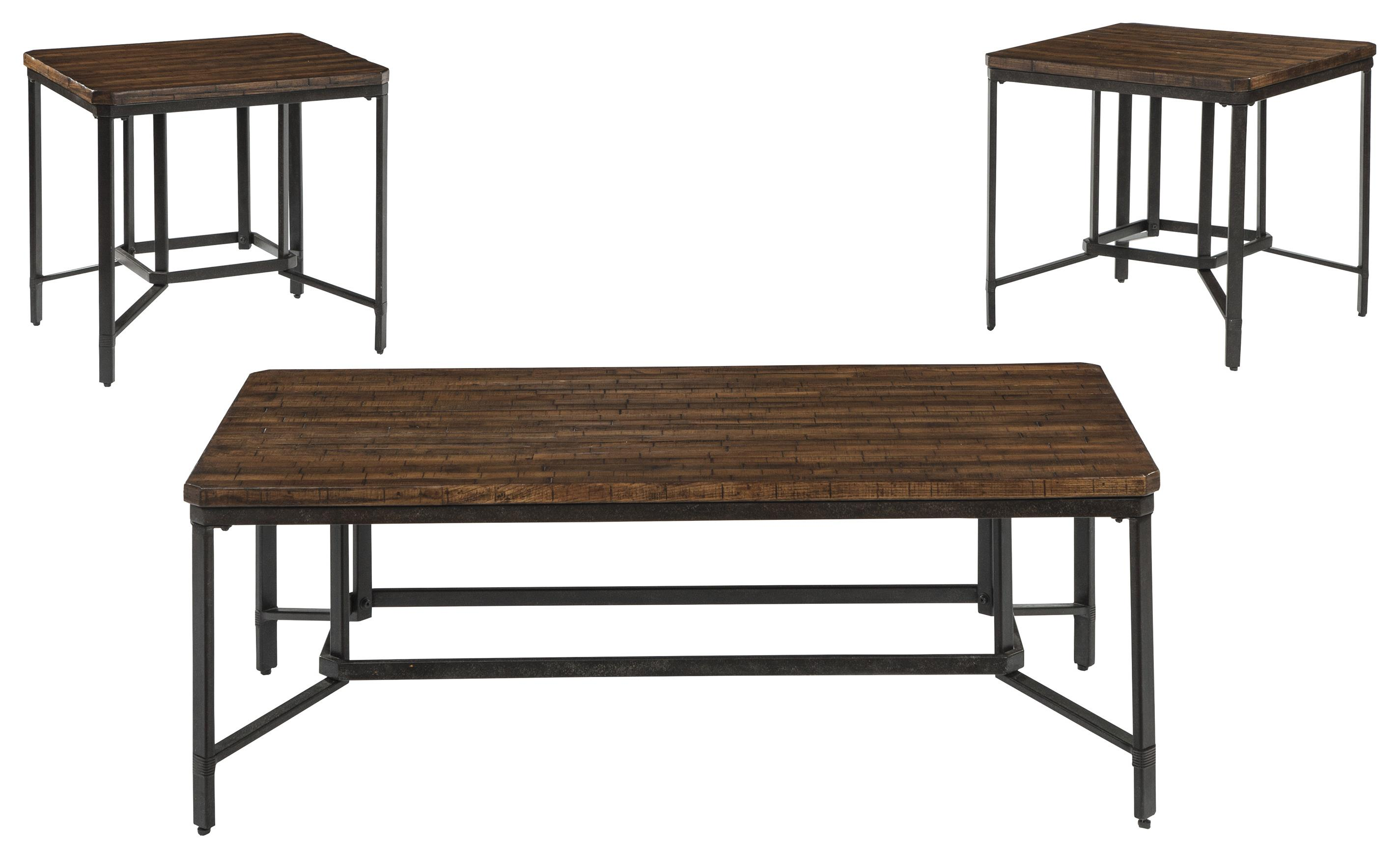 Signature Design by Ashley Newelk Occasional Table Set - Item Number: T442-13