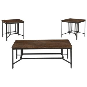 Signature Design by Ashley Newelk Occasional Table Set