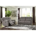 Signature Design by Ashley Next-Gen DuraPella Power Reclining Living Room Group - Item Number: 59301 Living Room Group 1
