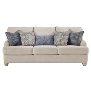 Nicola Sofa with Accent Pillows