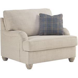 Nicola Chair and a Half
