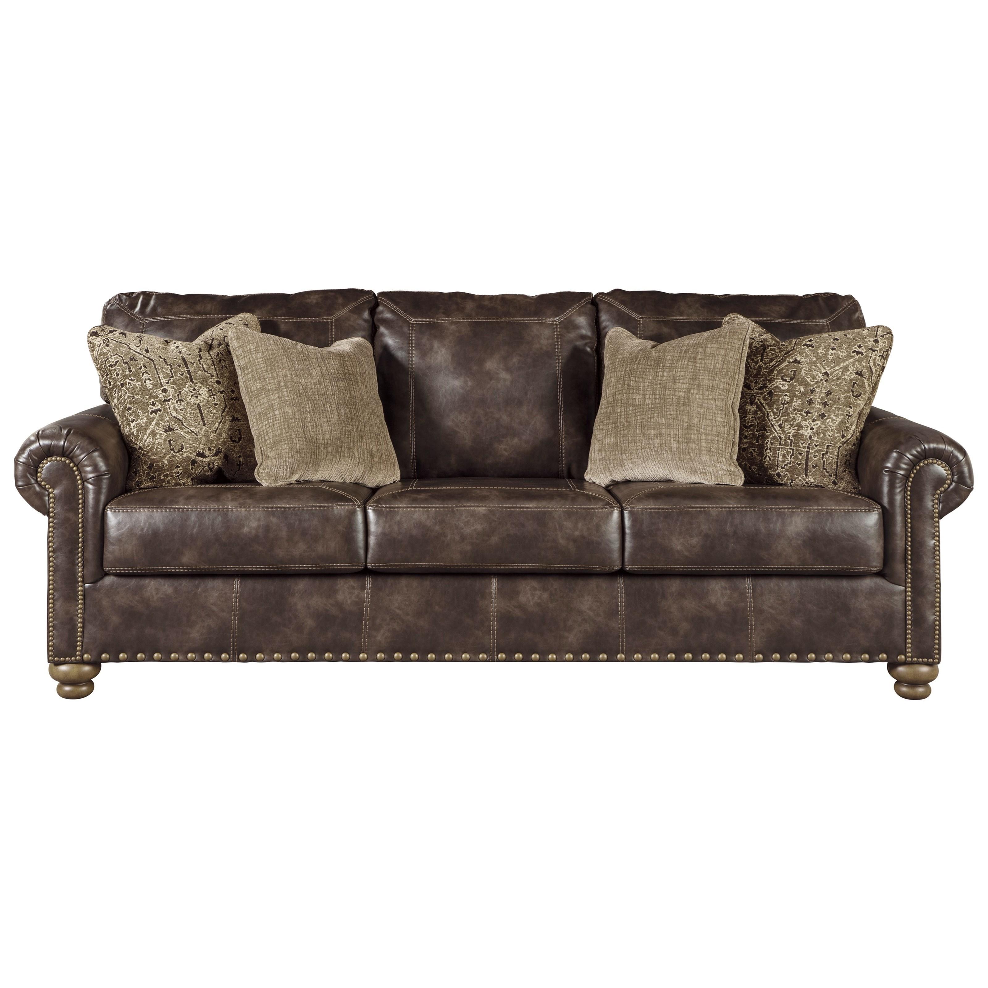 Nicorvo Sofa by Signature Design by Ashley at A1 Furniture & Mattress