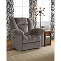 Signature Design by Ashley Nimmons Casual Power Motion Recliner