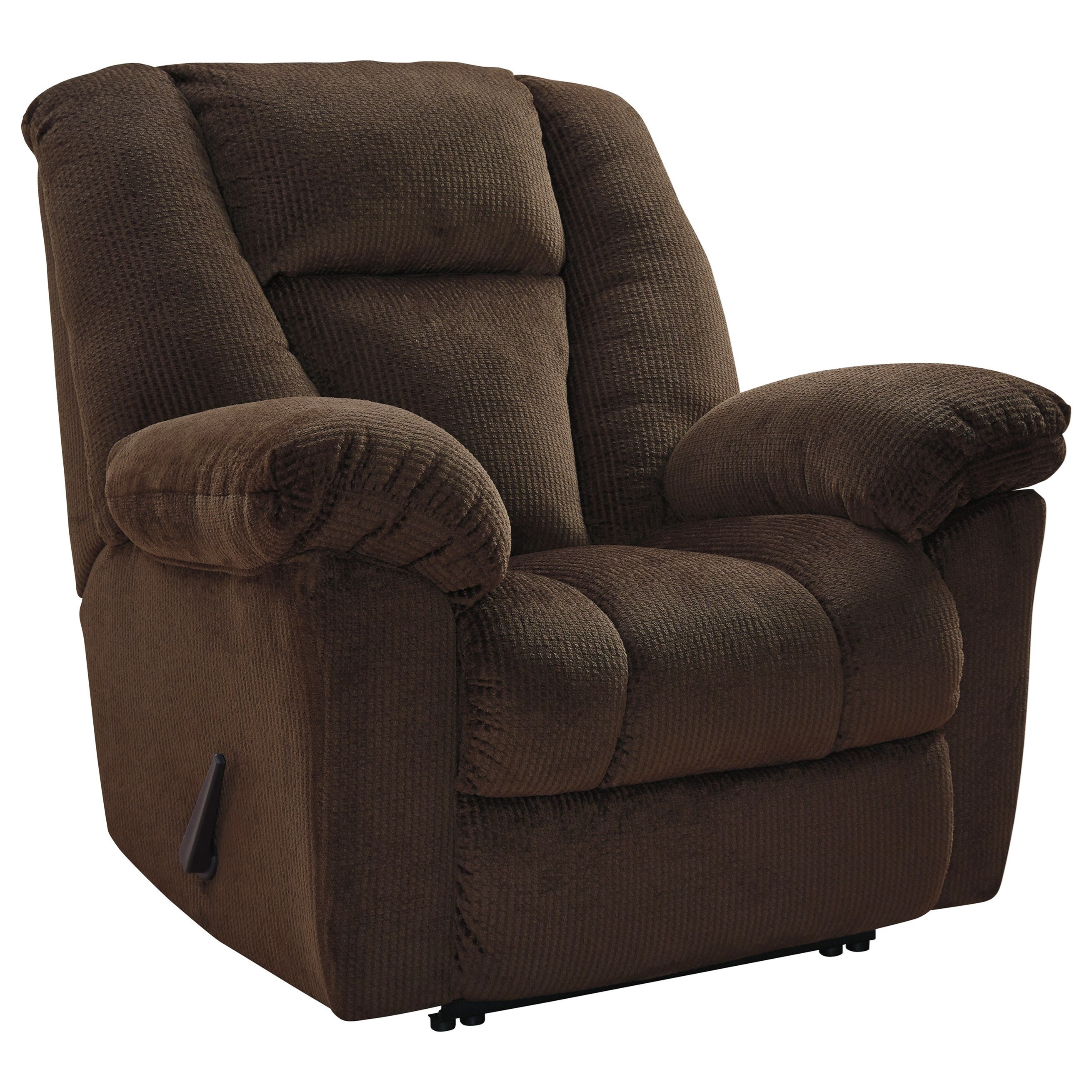 Signature Design by Ashley Nimmons Zero Wall Recliner - Item Number: 3630429