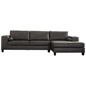 Signature Design by Ashley Nokomis Sectional with Right Chaise