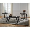 Signature Design by Ashley Noorbrook Occasional Table Group - Item Number: T351-13