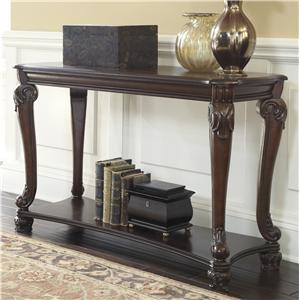 Signature Design by Ashley Norcastle Sofa Console Table