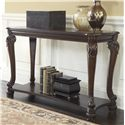 Signature Design by Ashley Norcastle Sofa Console Table - Item Number: T519-4