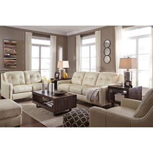Ashley (Signature Design) O'Kean Stationary Living Room Group