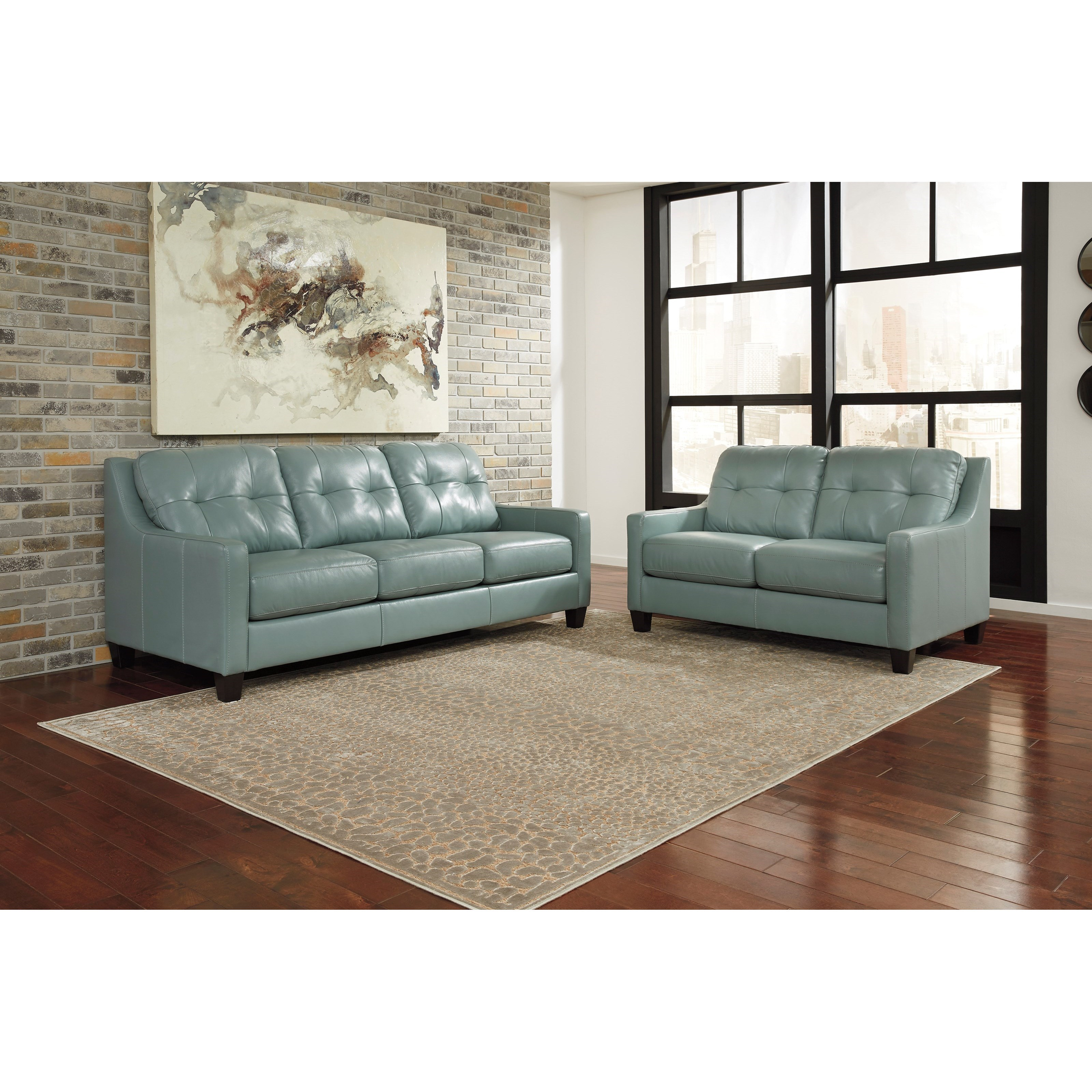 Signature Design By Ashley O 39 Kean Stationary Living Room Group Rife 39 S Home Furniture