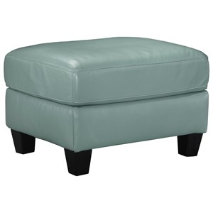 Signature Design by Ashley Stardust Ottoman