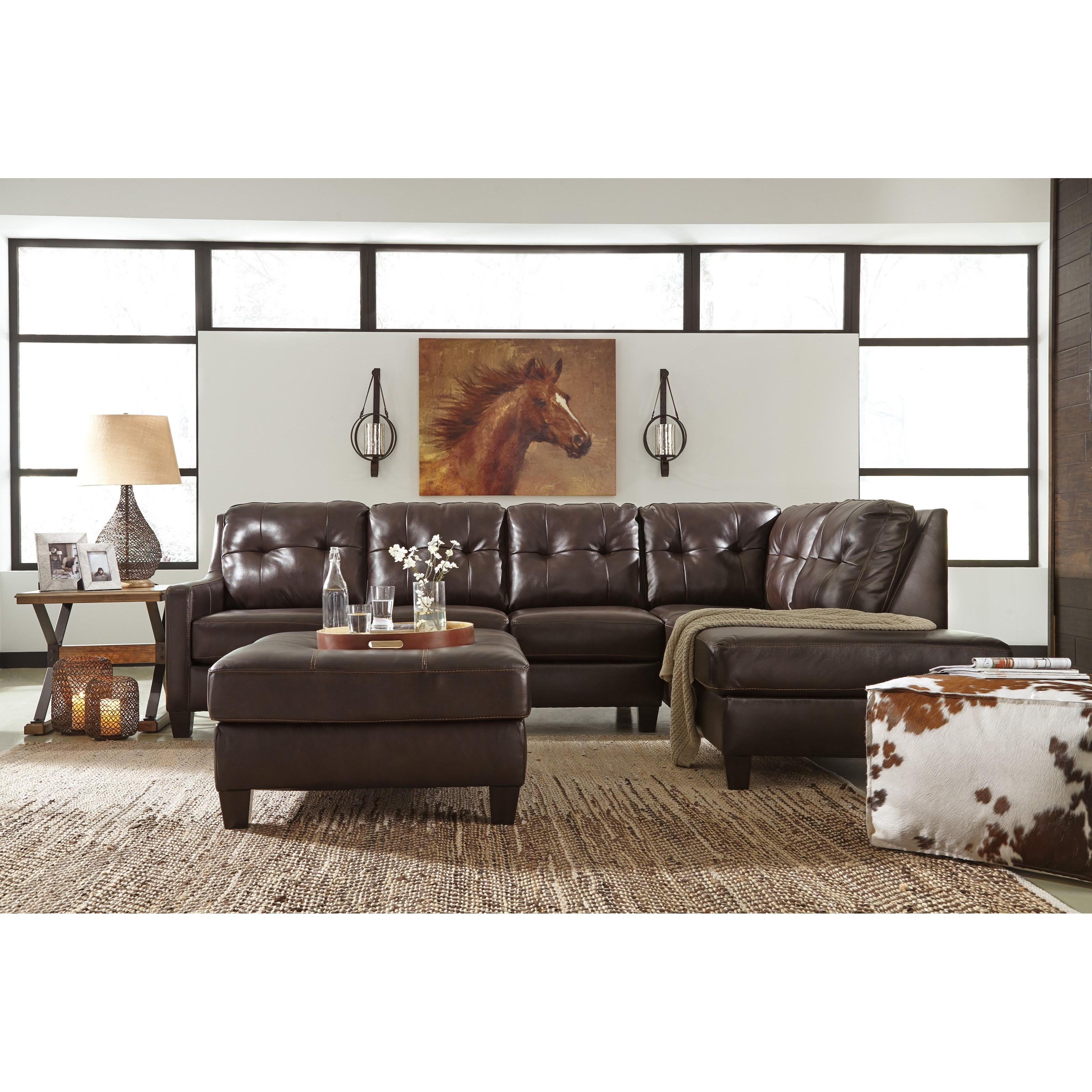 Signature Design By Ashley O Kean Stationary Living Room Group Suburban Furniture Stationary