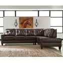 Signature Design by Ashley O'Kean 2-Piece Sectional - Item Number: 5910566+17