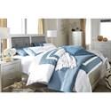 Signature Design by Ashley Olivet Glam King Bedroom Group