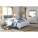 Signature Design by Ashley Olivet Queen Bedroom Group - Item Number: B560 Q Bedroom Group 1