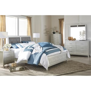 Signature Design by Ashley Olivet Queen Bedroom Group