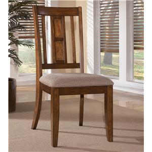Signature Design by Ashley Furniture Owensboro Dining Upholstered Side Chair