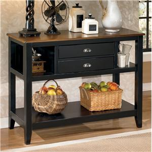 Ashley (Signature Design) Owingsville Dining Room Server