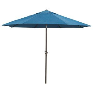 Signature Design by Ashley Umbrella Accessories Medium Auto Tilt Umbrella