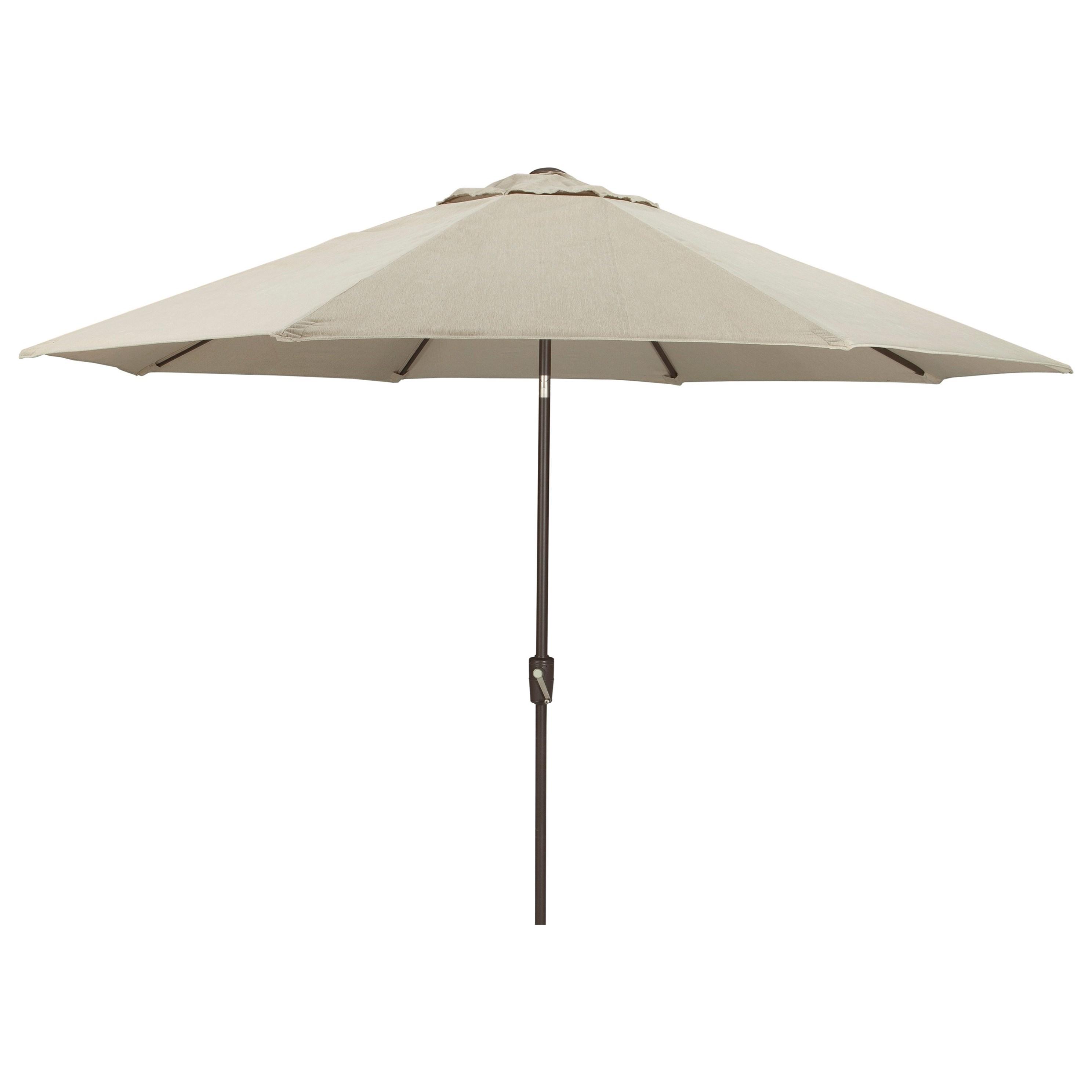 Large Auto Tilt Umbrella