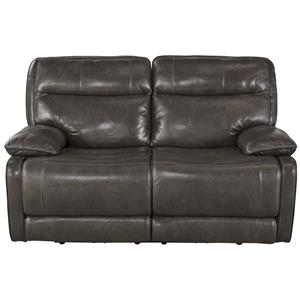 Signature Design by Ashley Palladum Reclining Power Loveseat