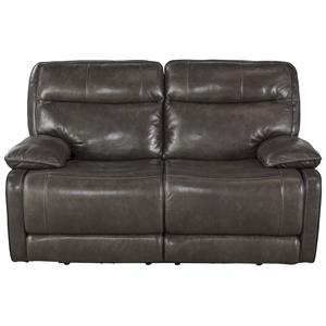 Signature Design by Ashley Palladum Reclining Loveseat