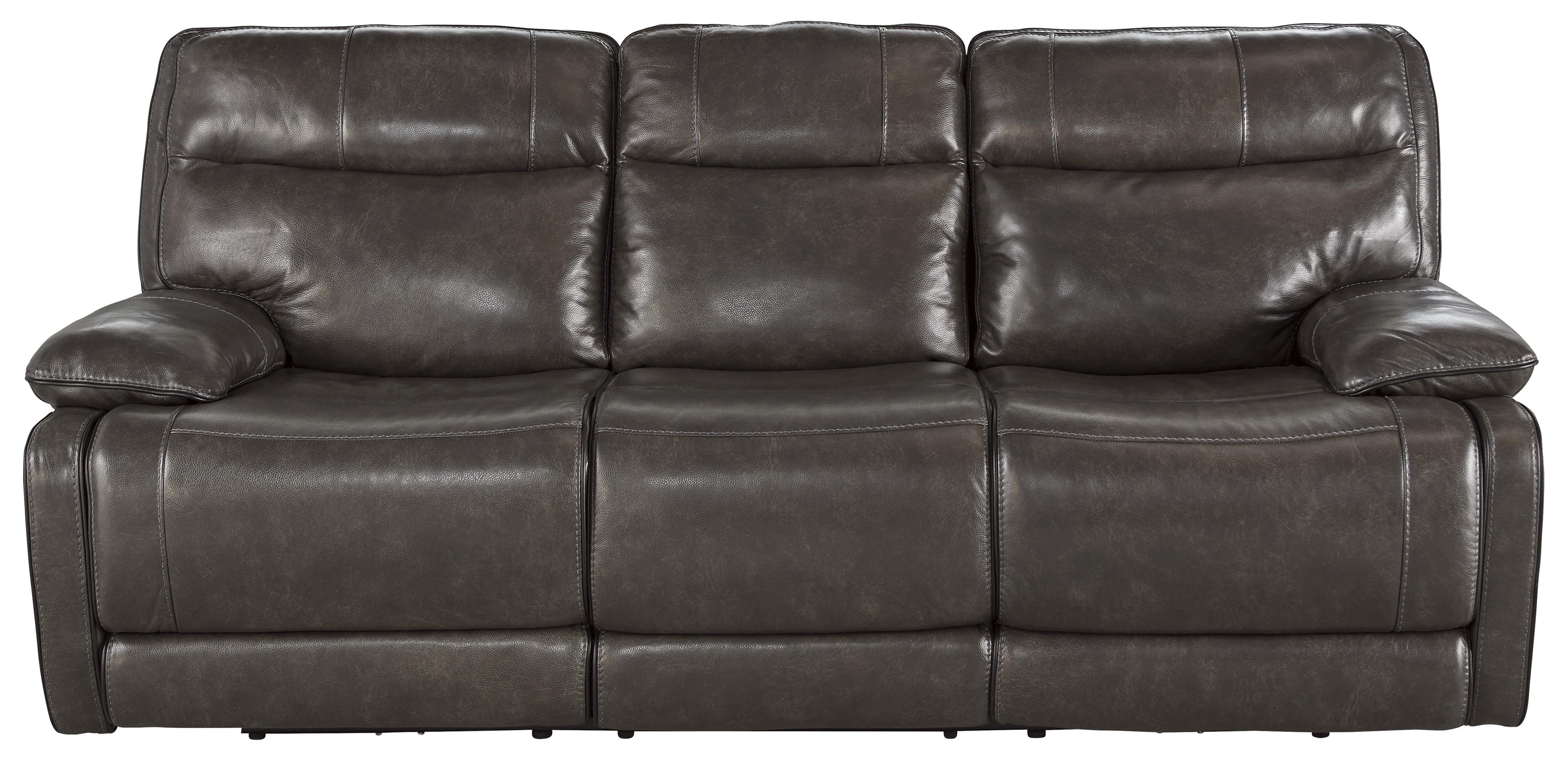 Signature Design by Ashley Palladum Reclining Sofa - Item Number: U7260188