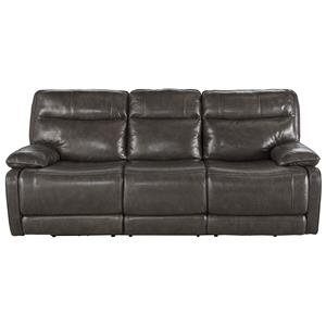 Signature Design by Ashley Palladum Reclining Sofa