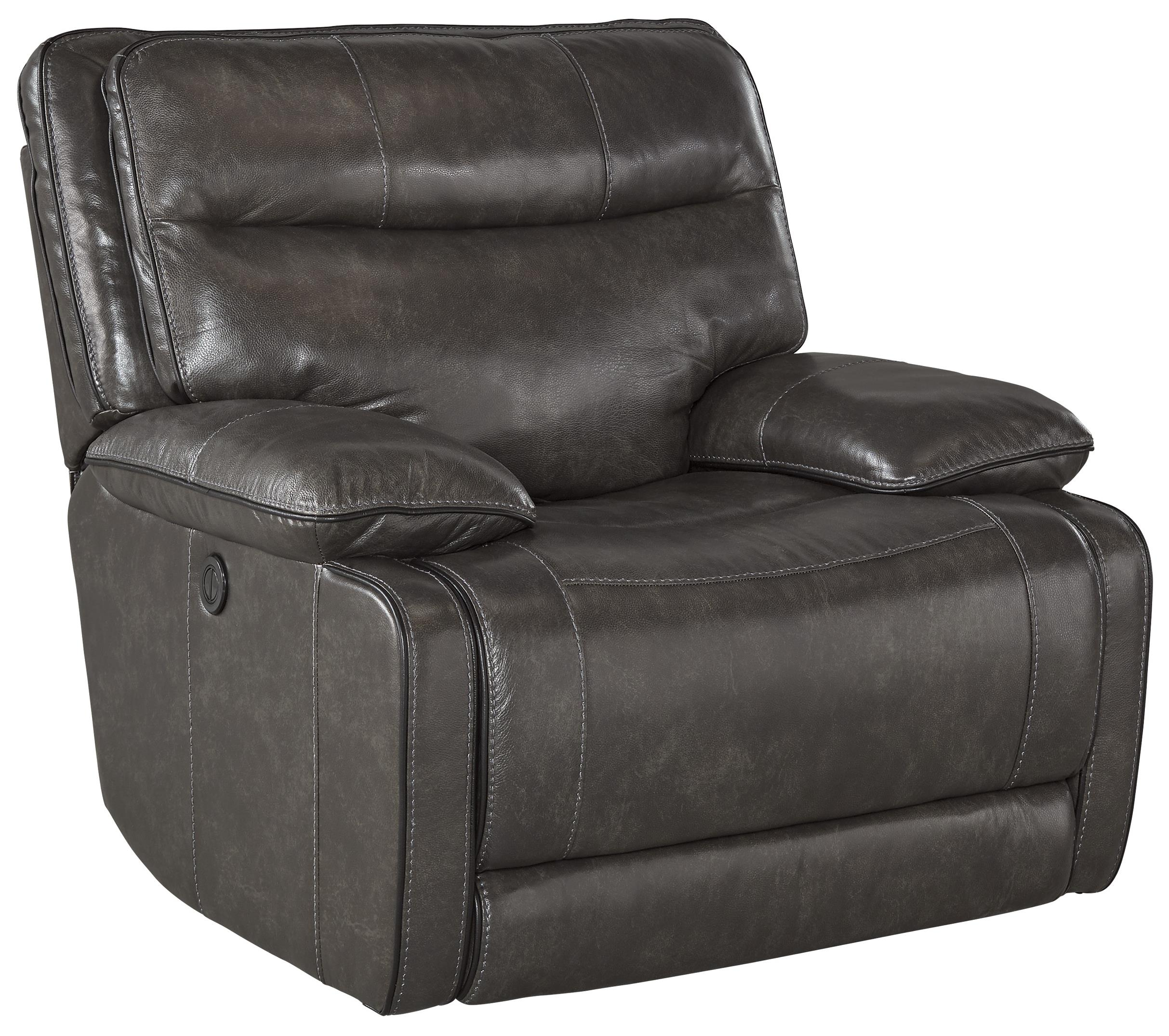 Signature Design by Ashley Palladum Power Rocker Recliner - Item Number: U7260198