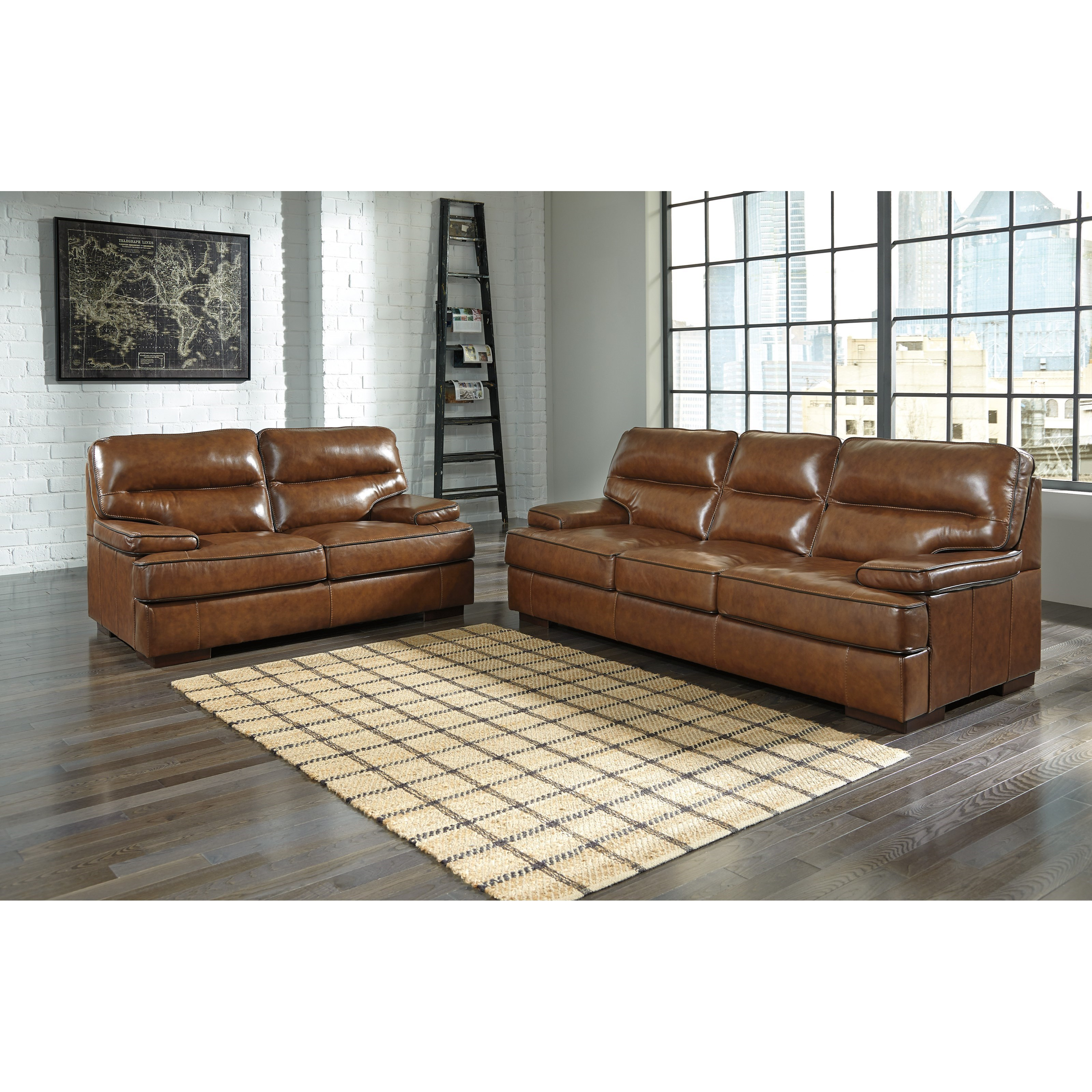 Signature Design By Ashley Palner Stationary Living Room Group Value City Furniture