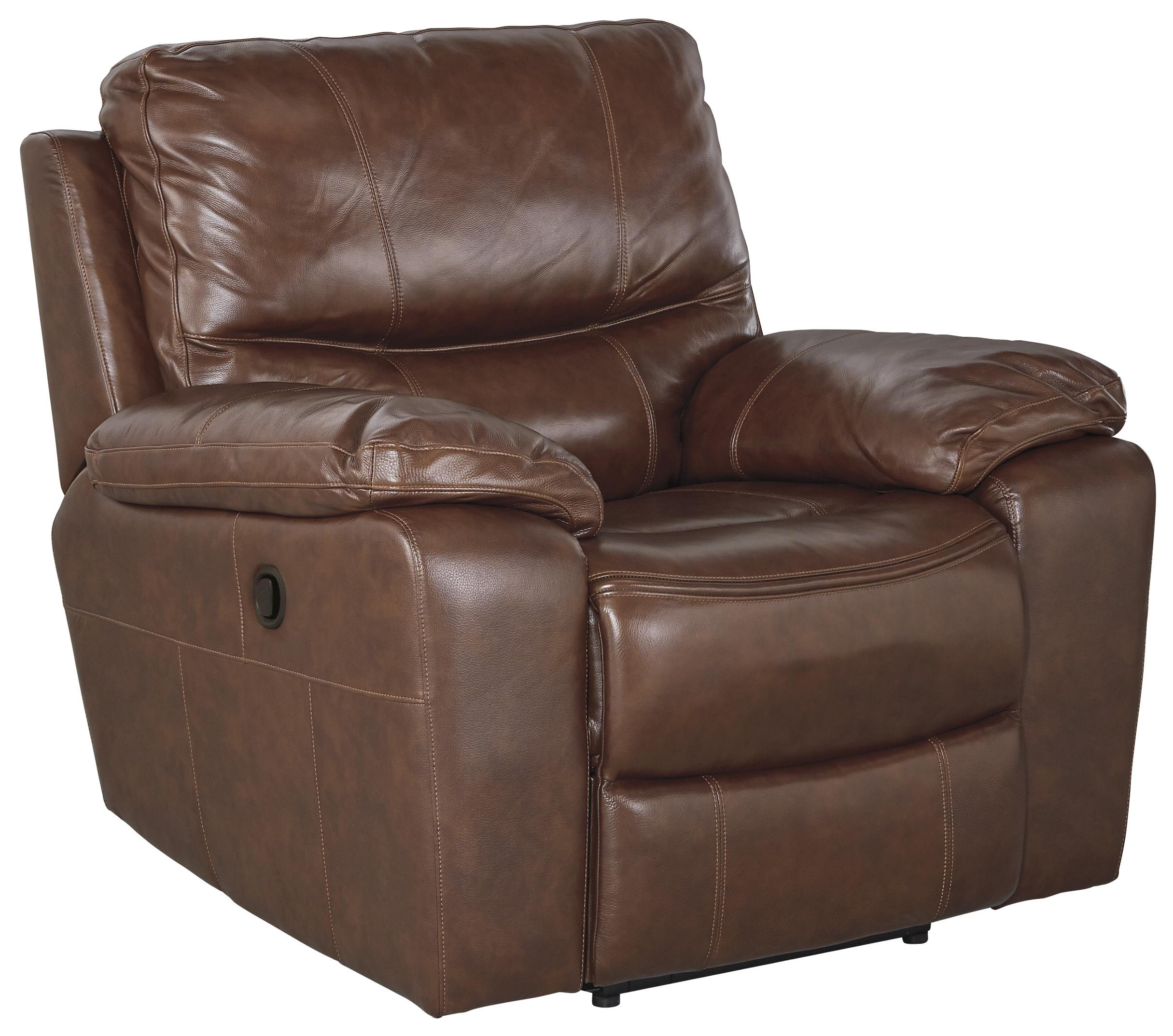 Signature Design by Ashley Panache Rocker Recliner - Item Number: U7290025