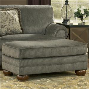 Signature Design by Ashley Parcal Estates - Basil Ottoman